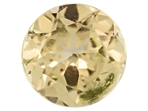 Golden Garnet 5mm Round 0.40ct