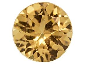 Golden Garnet 5mm Round 0.50ct