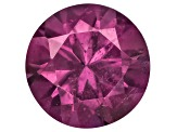 Grape Color Garnet Rhodolite 5mm Round .40ct