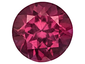 Grape Color Garnet Rhodolite 5mm Round .60ct