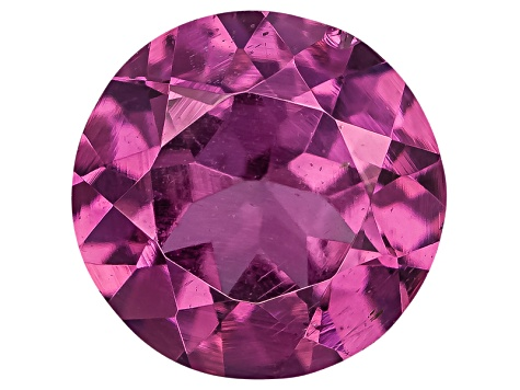 Grape Color Garnet Rhodolite 5.5mm Round .60ct
