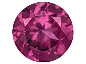 Grape Color Garnet Rhodolite 5.5mm Round .80ct