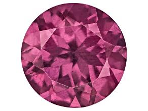 Grape Color Garnet Rhodolite 6mm Round .80ct