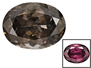 Mpito Blue Color Change Garnet™ 3.09ct mm Varies Oval