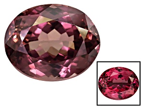 Garnet Color Shift 9.81x7.88x5.58mm Oval 3.81ct