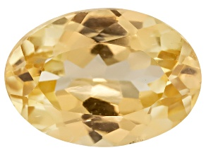 Golden Garnet Oval 0.75ct