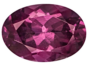 Grape Color Garnet Rhodolite 6x4mm Oval .60ct
