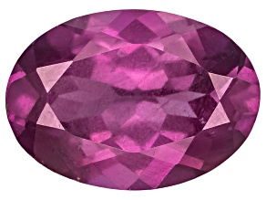 Grape Color Garnet Rhodolite 7x5mm Oval .85ct