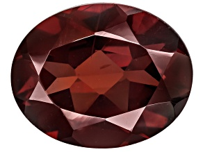 Garnet 10x8mm 2.50ct Oval 2.50ct