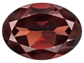 Garnet 14x10mm Oval 5.75ct