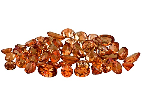 Garnet Color Shift Mixed Shape Parcel 10.00ctw