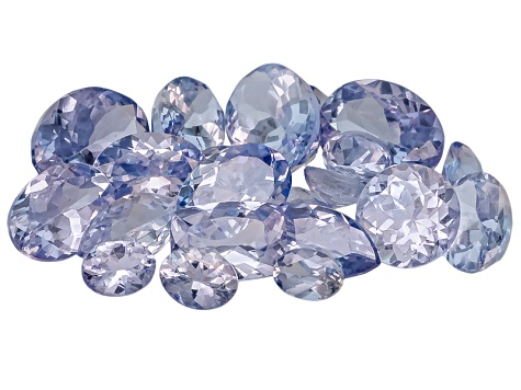 Tanzanite Mixed Shape Parcel 10.00ctw