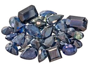 Sapphire Mixed Shape Parcel 10.00ctw