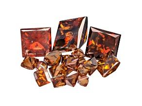 Red Diamond Princess Cut Parcel 0.50ctw