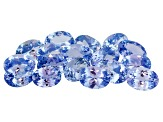 Tanzanite 6.5x4.5mm Oval Parcel 10.00ctw