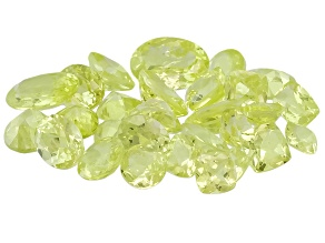 Chrysoberyl Mixed Shape Parcel 10.00ctw