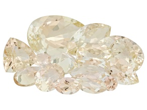 Yellow Sunstone Aventurescence Mixed Shape Parcel 20.00ctw