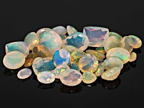 Ethiopian Opal Mixed Shape Parcel 20.00ctw
