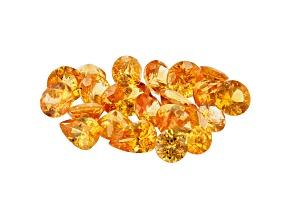 Spessartine Garnet Mixed Parcel 10.00ctw