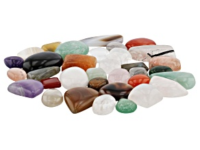Parcel of 500ctw mixed cabochons