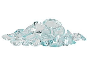 Aquamarine Mixed Parcel 50.00ctw
