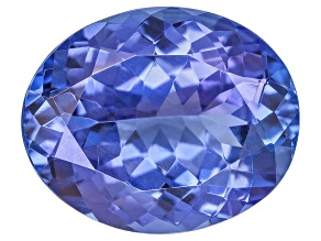 Tanzanite 11.5x9.5mm Oval 3.75ct