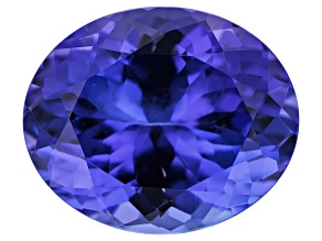 Tanzanite 11.5x9.5mm Oval 4.50ct