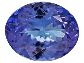 Tanzanite Oval 4.50ct