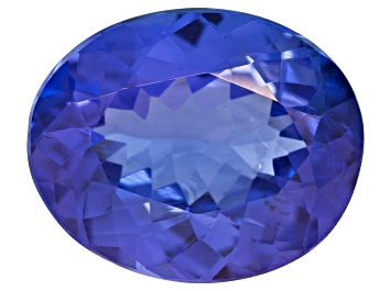 Picture of Tanzanite 10x8mm Oval 2.00ct