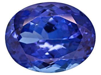 Picture of Tanzanite 9.5x7.5mm Oval 2.50ct