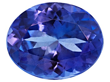 Picture of Tanzanite 10x8mm Oval 2.50ct
