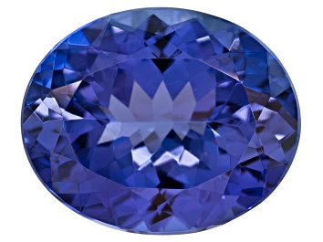Picture of Tanzanite 11x9mm Oval 3.00ct