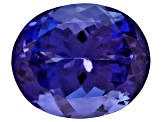 Tanzanite 11x9mm Oval 4.75ct