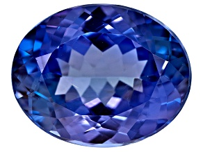 Tanzanite 11.5x9.5mm 4.25ct