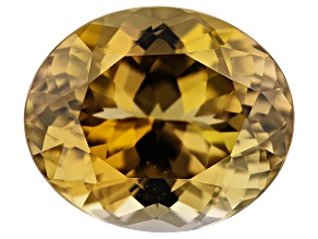 Orange Golden Zoisite 5.81ct 12x10mm Oval