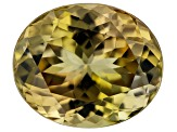 Golden Yellow Zoisite 5.50ct 12x10mm Oval