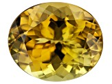 Golden Zoisite 5.34ct 12x10mm Oval