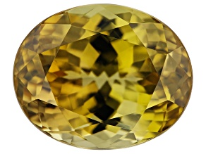 Golden Zoisite 5.10ct 11x9mm Oval