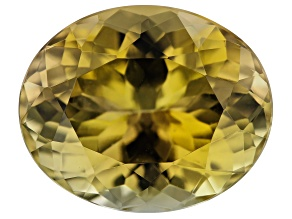 Golden Zoisite 4.25ct 11x9mm Oval
