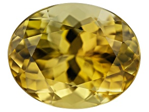 Golden Zoisite 3.35ct 10x8mm Oval