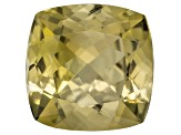Golden Zoisite Untreated 11mm Square Cushion 5.60ct
