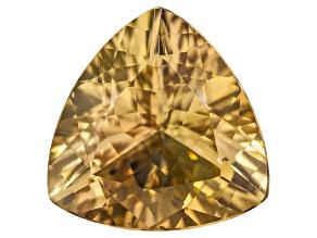 Golden Zoisite Untreated 8mm Trillion 1.50ct