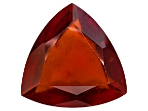 Garnet Hessonite 12mm Trillion 5.75ct