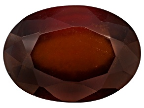 Garnet Hessonite 14x10mm Oval 7.25ct