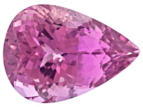 Kunzite 28.99x21.00mm Pear Shape 52.69ct