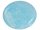 Hemimorphite 12x10mm Oval Cabochon 5.75ct
