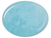 Hemimorphite 8x6mm Oval Cabochon 1.40ct