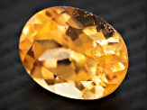 Garnet Imperial Hessonite 9x7mm Oval 2.00ct