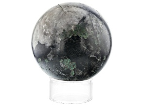 Emerald In Host Rock 11.5 Inch Polished Sphere