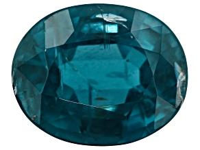 Chrome Kyanite 3.13ct 10x8mm Oval